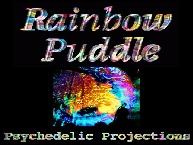 Rainbow Puddle Wallpaper